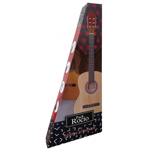 PACK DE GUITARRA ROC�O